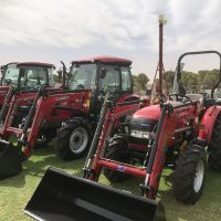 Farm machinery sale